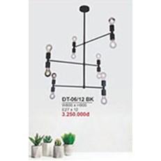 Đèn Chùm Nghệ Thuật BMC1 ĐT-06/12 BK W800xH900