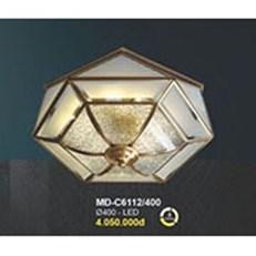 Đèn Áp Trần Đồng BMC1 MĐ-C6112/400 Ø400