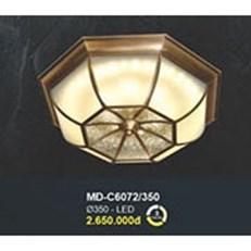 Đèn Áp Trần Đồng BMC1 MĐ-C6072/350 Ø350