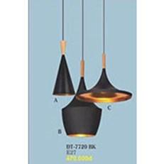 Đèn Thả Bàn Ăn BMC1 ĐT-7720 BK