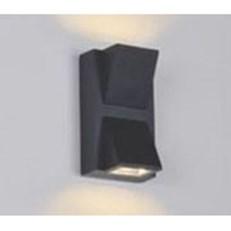 Đèn Tường LED BMC1 VL-9690/BK L80xH150