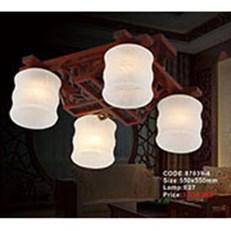 Đèn Chùm Gỗ KP6 87039-4 550x550