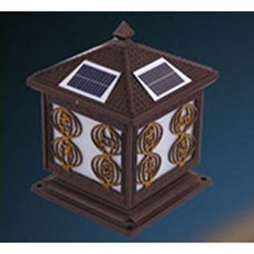Đèn Trụ Cổng KP6 ZX19-006/400 400x400