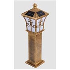 Đèn trụ sân vườn KP6 ZXA-041 200x200xH680