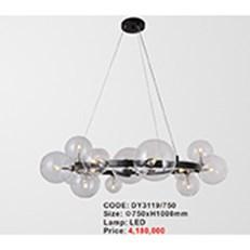 Đèn Chùm Nghệ Thuật AU1 DY3119/750 Ø750xH1000