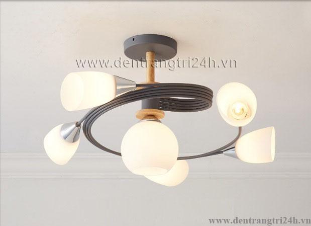 Đèn Chùm Nghệ Thuật PT5 THCN 227 N600xC300