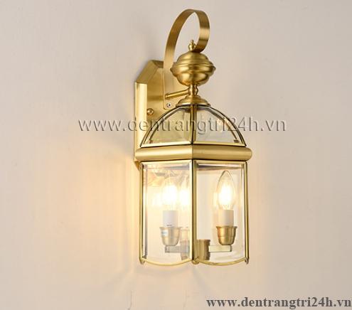 Đèn Vách Đồng PT5 VD-693-20 N250xC450