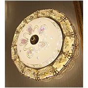 Đèn Mâm Pha Lê PT5 OCD-770-20 Ø300