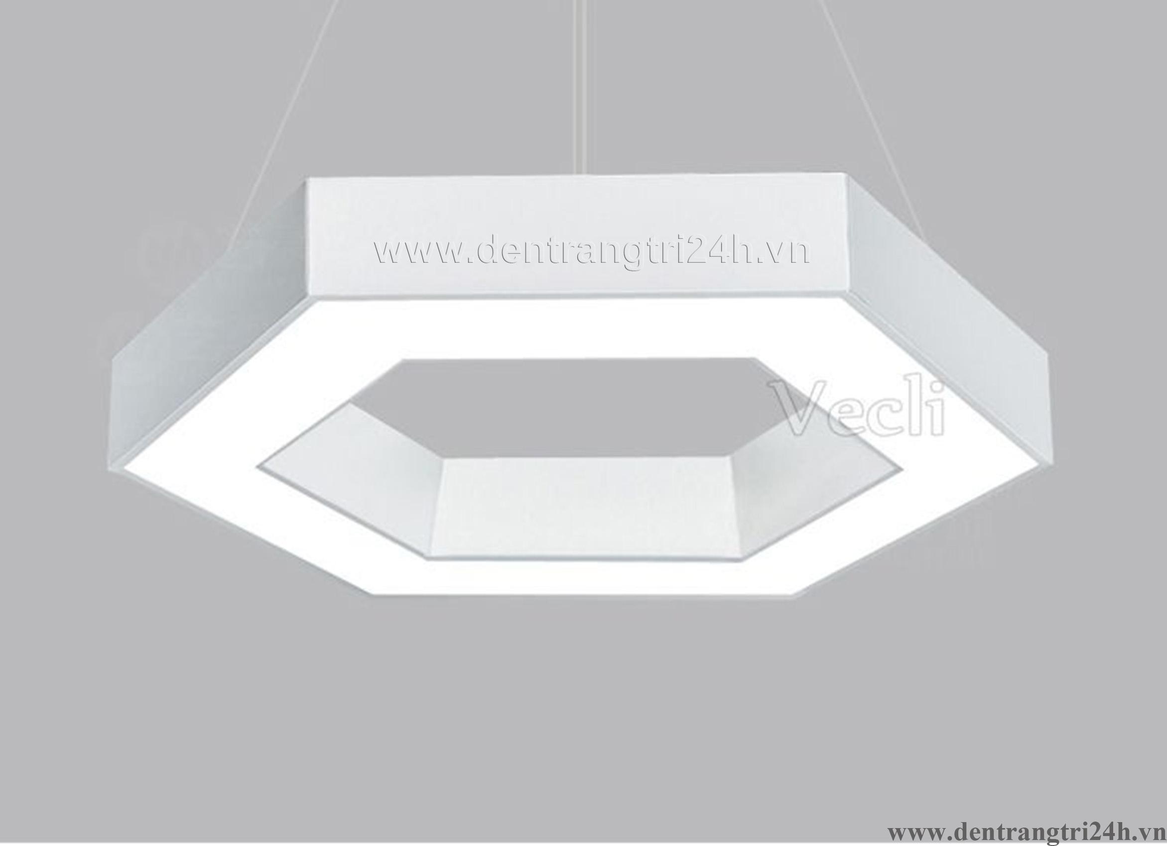 Đèn Thả Bàn Ăn PT5 THCN 210A-18/TRANG Ø600xC60