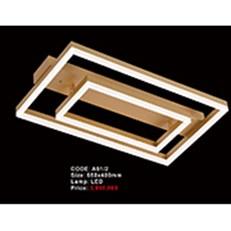 Đèn Trần Nghệ Thuật AU1 A61/2 650x400
