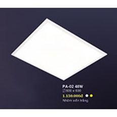 Đèn Panel âm trần HP4 PA-02 600x600