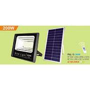 Đèn Pha Năng Lượng Mặt Trời HP4 FNL-13 L340xW95xHH272