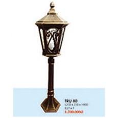 Đèn Trụ Sân Vườn HP4 TRU 80 L230x230xH800