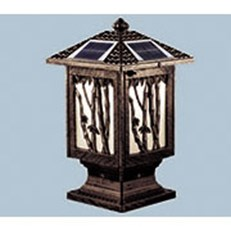 Đèn Trụ Cổng HP4 TNL-15 160xH380