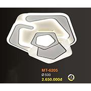 Đèn áp trần LED VE2 MT-6205 Ø500