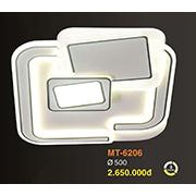 Đèn áp trần LED VE2 MT-6206 Ø500