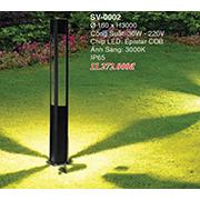 Đèn Trụ Sân Vườn VE2 SV-0002 Ø180xH3000