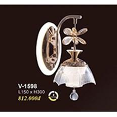 Đèn Tường Pha Lê VE2 V-1598 L150xH300