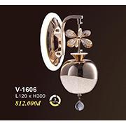 Đèn Tường Pha Lê VE2 V-1606 L120xH300