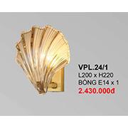 Đèn Tường Pha Lê CTK6 VPL.24/1 L200xH220