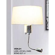 Đèn Đọc sách đầu giường CTK6 VĐN.01 L200xW140xH480