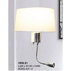 Đèn Tường Trang Trí CTK6 VDN.01 L200xW140xH480