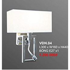 Đèn Tường Trang Trí CTK6 VDN.04 L300xW160xH440