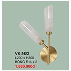 Đèn Tường Trang Trí CTK6 VK.96/2 L200xH300