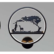 Đèn Ốp Tường CTK6 VK.42F Ø300
