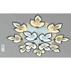 Đèn áp trần LED CTK6 OT.54/8+4 KD Ø850xH120
