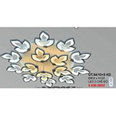 Đèn áp trần LED CTK6 OT.54/10+5 KD Ø950xH120