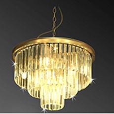 Đèn Chùm Pha Lê CTK6 TPL.08T500 Ø500xH400