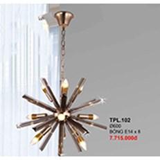 Đèn Chùm Pha Lê CTK6 TPL.102 Ø600
