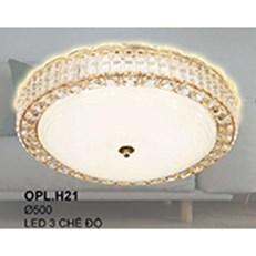 Đèn áp trần LED CTK6 OPL.H21 Ø500