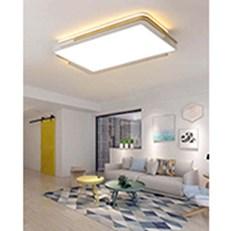 Đèn áp trần LED CTK6 OT.75CN TRANG L1100xW750