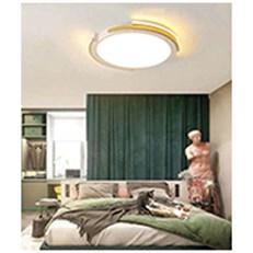 Đèn áp trần LED CTK6 OT.75T TRANG Ø500