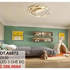 Đèn áp trần LED CTK6 OT.A8872 Ø550