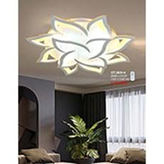 Đèn áp trần LED CTK6 OT.36/8+4 Ø980xH120