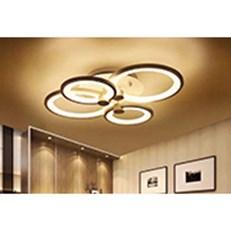 Đèn áp trần LED CTK6 OT.7022/4 Ø600xH100