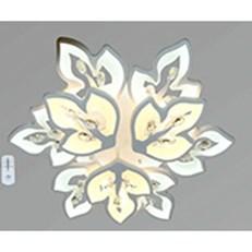 Đèn áp trần LED CTK6 OT.54/6+3 CD Ø700xH120