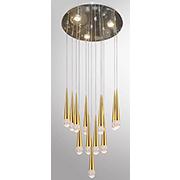 Đèn Thả LED CTK6 THD.13/3 Ø450xH3000