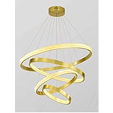 Đèn Thả Nghệ Thuật CTK6 THD.7041/4 Ø400-600-800-1000