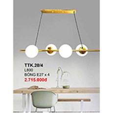 Đèn Chùm Nghệ Thuật CTK6 TTK.20/4 L800