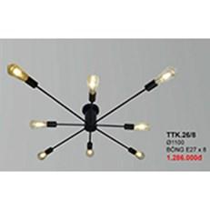 Đèn Chùm Nghệ Thuật CTK6 TTK.26/8 Ø1100