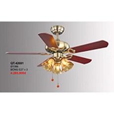 Đèn Chùm Quạt CTK6 QT.42001 Ø1066