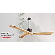 Đèn Chùm Quạt CTK6 QT.52141 Ø1500