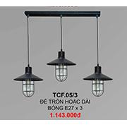 Đèn Thả Bàn Ăn CTK6 TCF.05/3