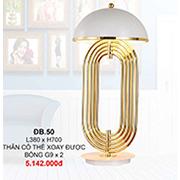 Đèn Bàn Trang Trí CTK6 DB.50 L380xH700