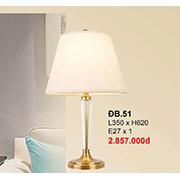 Đèn Bàn Trang Trí CTK6 DB.51 L350xH620