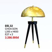 Đèn Bàn Trang Trí CTK6 DB.32 L350xH650